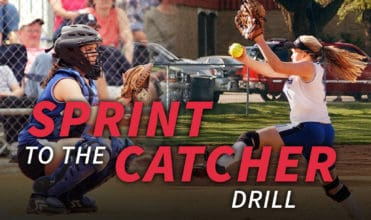 Sprint to the catcher