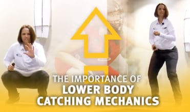 Importance of Lower Body Catching Mechanics
