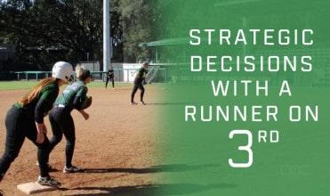 baserunning strategic decisions