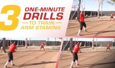 pitching endurance drills