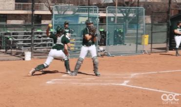 Catchers Defense