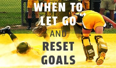 When to let go and reset goals