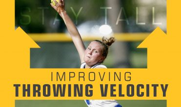 Improving throwing velocity through posture