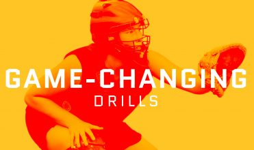 Game changing drill for catchers