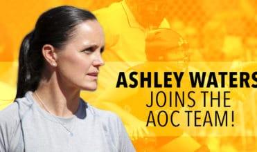Ashley Waters AOC Team