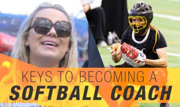 Jen Schroeder talks about keys to becoming a softball coach