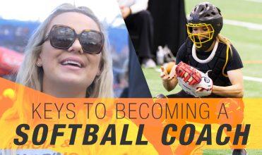 Jen Schroeder talks about keys to becoming a softball coach