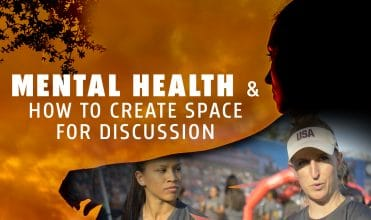 Two college athletes discuss mental health in college softball