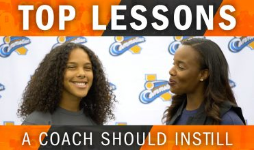 Ariana Williams and Natasha Watley talk about top coaching lessons