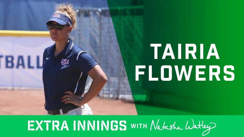 extra innings with Tairia Flowers