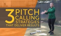 3 pitch calling strategies