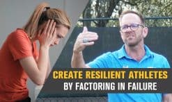 create resilient athletes