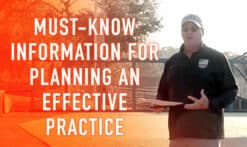 planning an effective practice ken eriksen