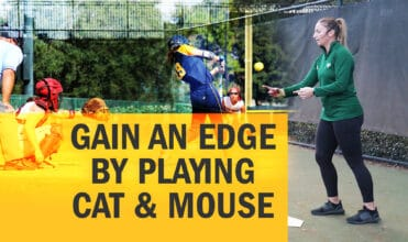 gain an edge playing cat and mouse