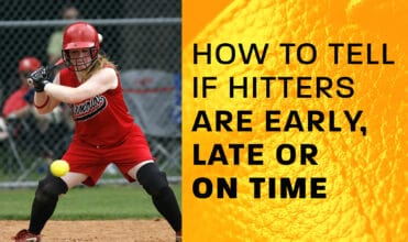how to tell if hitters are on time