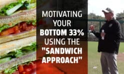 motivation using the sandwich approach