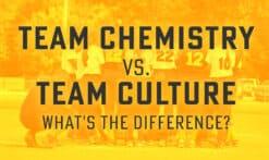team chemistry vs team culture