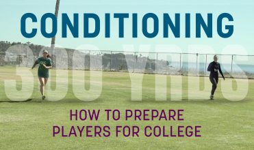 preparing players for college conditioning