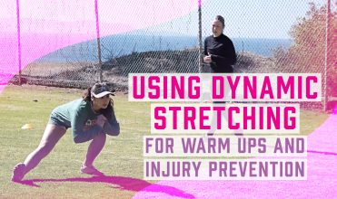 using dynamic stretching for warm ups and injury prevention