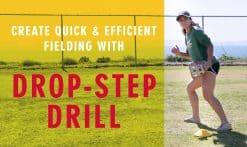 drop-step drill