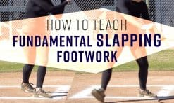 fundamental slapping footwork