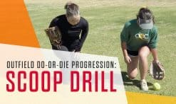 do-or-die progression scoop drill