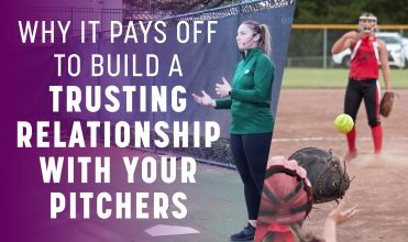 trusting relationship with pitchers